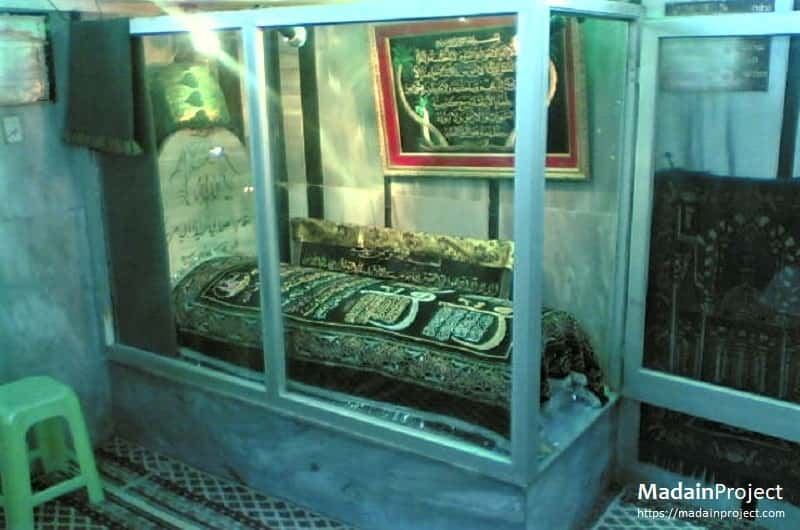 Tomb of abu Huraira
