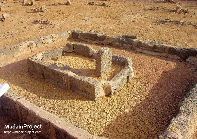 The Grave of Ibrahim