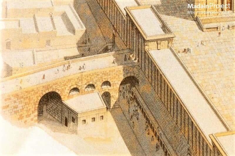 Wilson's Arch - Madain Project (en)