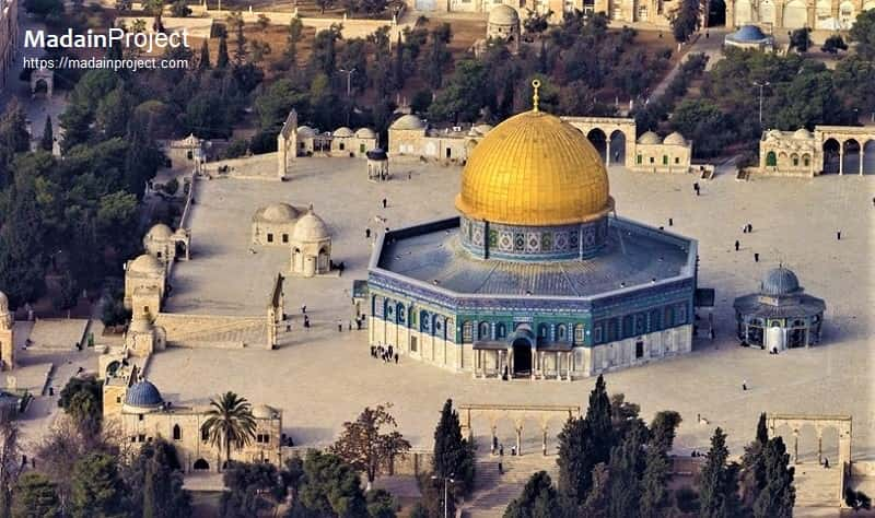 Jerusalem: Haram al-Sharif (Temple Mount)