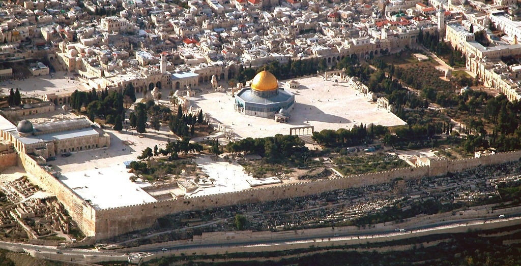 Interactive Temple Mount Map - Madain Project (en)